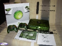 Xbox - Translucent Green Limited Edition mini1