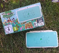 New Nintendo 2DS XL - Edition Animal Crossing mini1