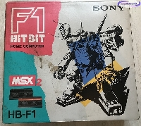 Sony HB-F1 HitBit Home Computer mini1