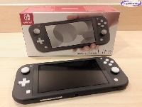Nintendo Switch Lite - version grise mini1