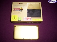 Nintendo 3DS XL - The Legend of Zelda A Link Between Worlds Limited Edition mini1