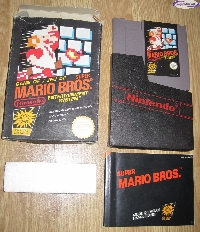 Super Mario Bros. - Alternate cover mini1