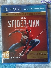 Marvel's Spider-Man - Edition Game Of The Year mini1